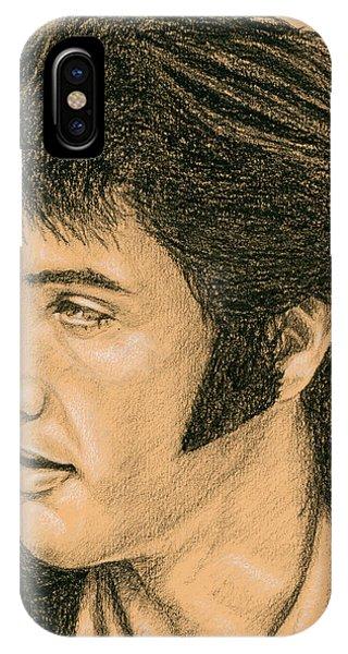 Elvis Las Vegas 69 IPhone Case