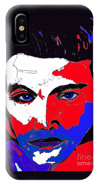 Elvis Made In The U S A IPhone Case