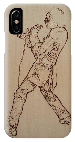 Elvis Presley - If I Can Dream IPhone Case