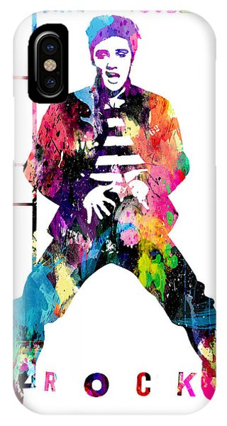 Elvis Presley Jail House Rock IPhone Case