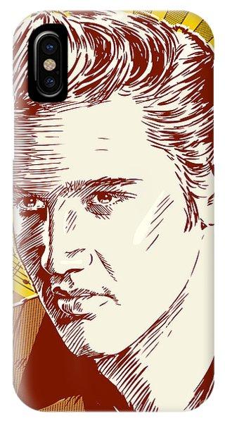 Elvis Presley Pop Art IPhone Case