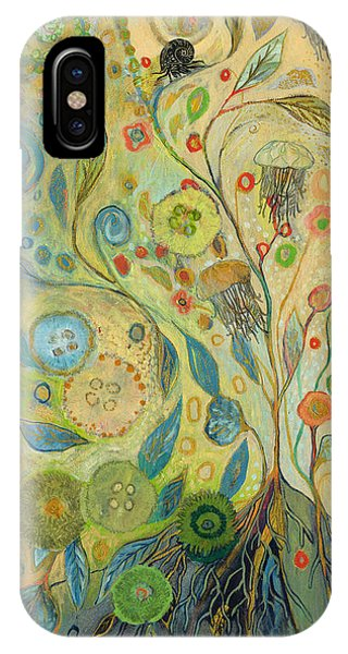 Underwater iPhone Case - Embracing The Journey by Jennifer Lommers