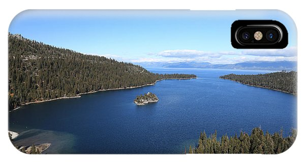 Emerald Bay IPhone Case