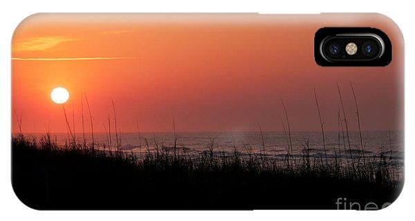 Emerald Isle Sunrise II IPhone Case