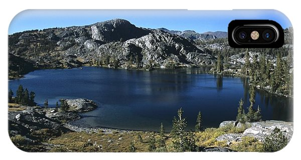 Emerald Lake On John Muir Trail IPhone Case