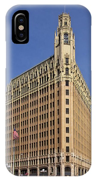 Emily Morgan Hotel IPhone Case