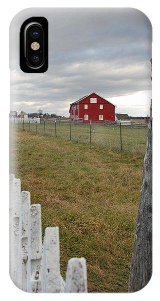 Emmitsburg Rd IPhone Case