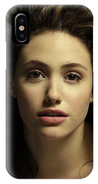 Emmy Rossum IPhone Case