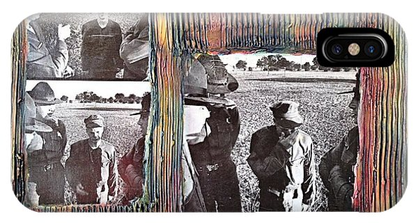 Alfredo Garcia iPhone Case - Emotional Breakdown By Alfredo Garcia by Alfredo Garcia