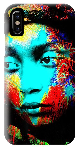 Emotional Fireworks IPhone Case
