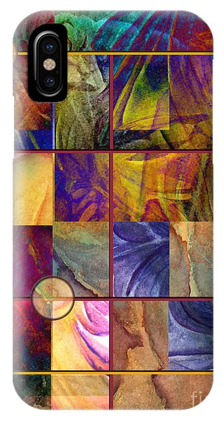 Emotive Tapestry IPhone Case