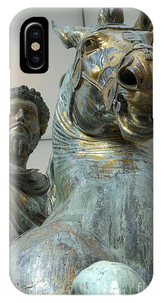 Emperor Marcus Aurelius IPhone Case