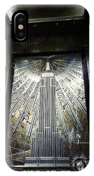 Empire Art Deco IPhone Case