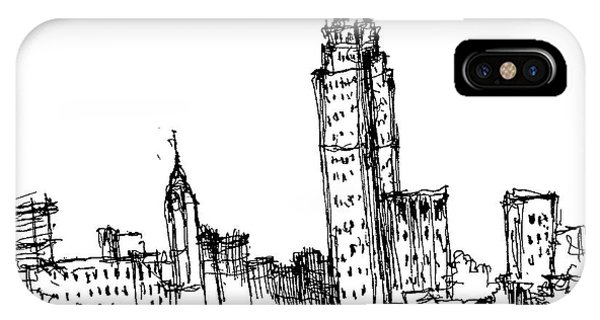 Empire State Building  IPhone Case
