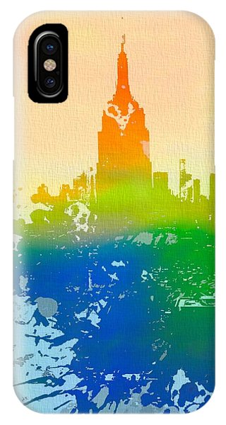 Empire State Building iPhone Case - Empire State  by Dan Sproul