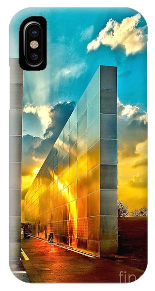 Empty Skies Sunset IPhone Case