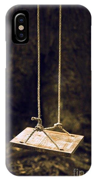 Empty Swing IPhone Case