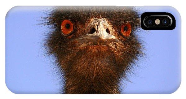 Emu Upfront IPhone Case