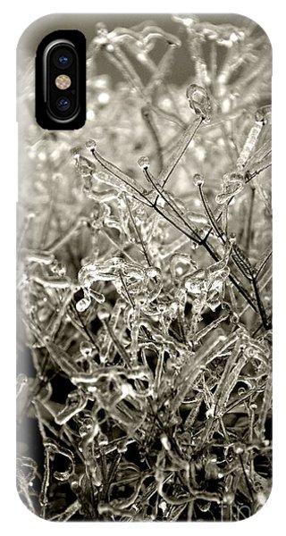 Encased In Ice IIi IPhone Case
