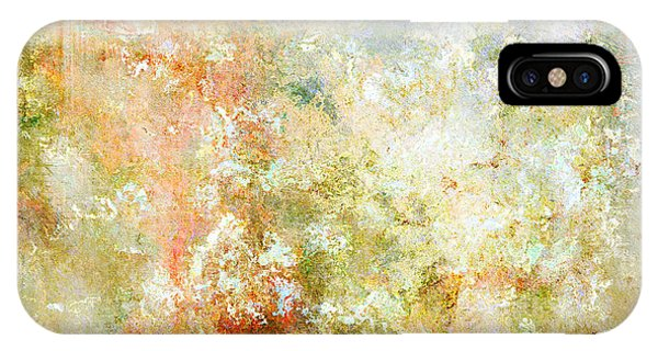 Enchanted Blossoms - Abstract Art IPhone Case
