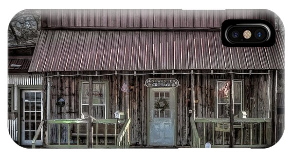 Enchanted Cottage IPhone Case