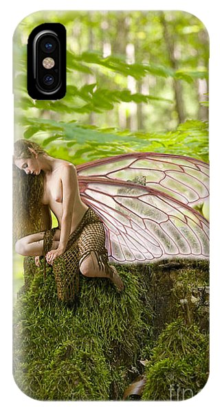Enchanted Fairy IPhone Case
