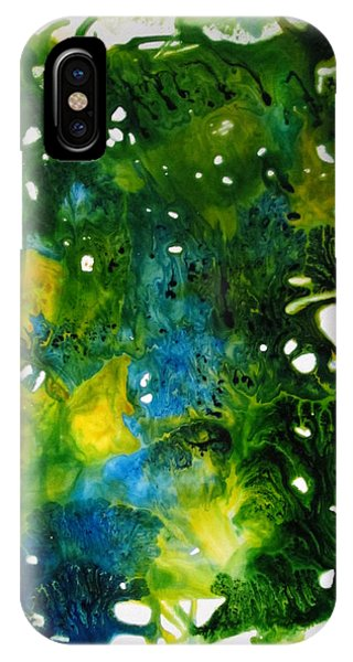 Enchanted Forest Phone Case by Mary Kay Holladay