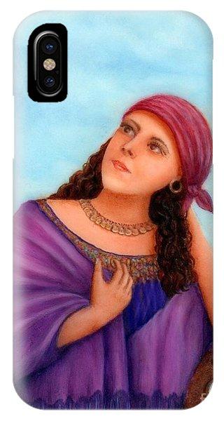 Enchanting Carmelita IPhone Case