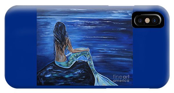 Enchanting Mermaid IPhone Case