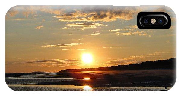 Enchanting Sunset IPhone Case