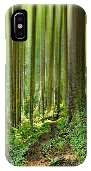 Enchantment IPhone Case