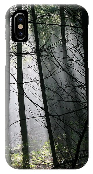 Encounters Of The Vermont Kind  IPhone Case