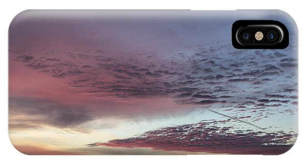 End Of 2012 Sunrise IPhone Case