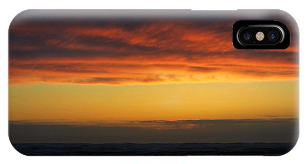 End Of A Perfect Day IPhone Case