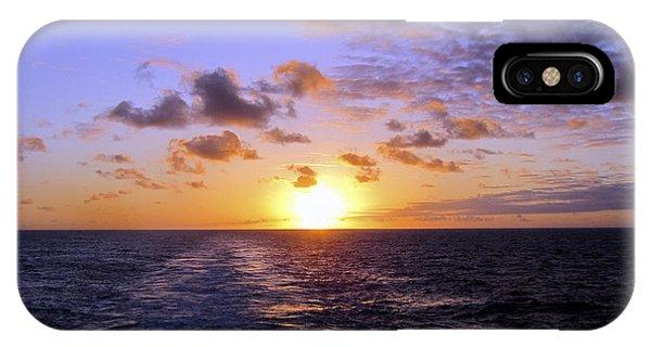 Hawaiian End Of Day IPhone Case