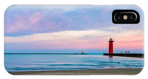 End Of The Blue Hour IPhone Case
