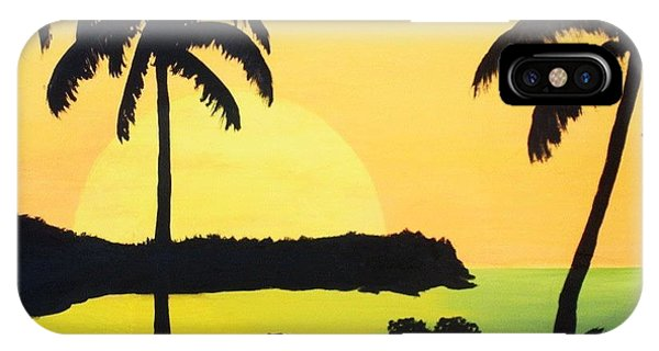 End Of The Day Phone Case by Kenneth Regan