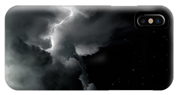 End Of The Storm IPhone Case