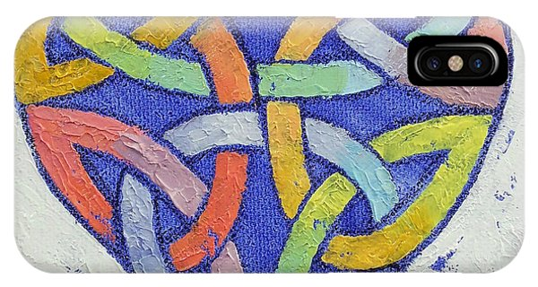 Endless iPhone Case - Endless Rainbow by Michael Creese