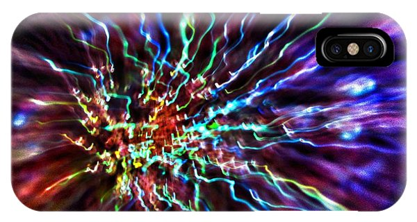 Energy 2 - Abstract IPhone Case
