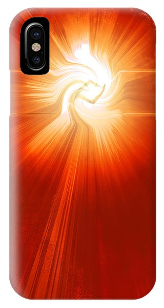 Energy Warp IPhone Case
