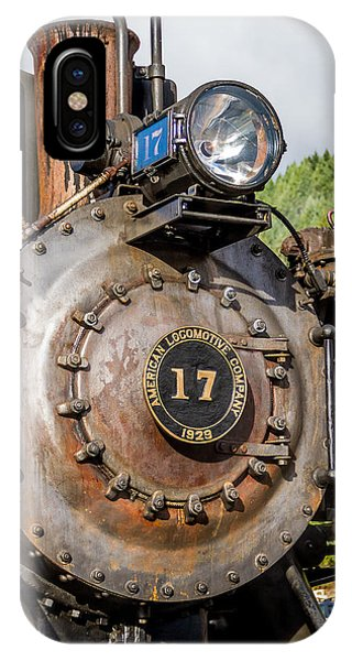 Engine 17 IPhone Case