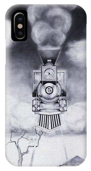 Engine No. 5 IPhone Case