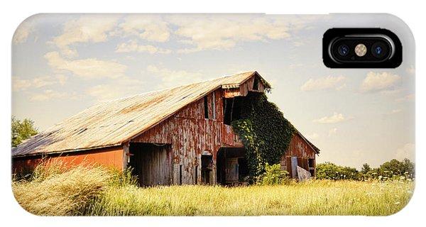 Englewood Barn IPhone Case