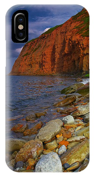 English Coastline IPhone Case