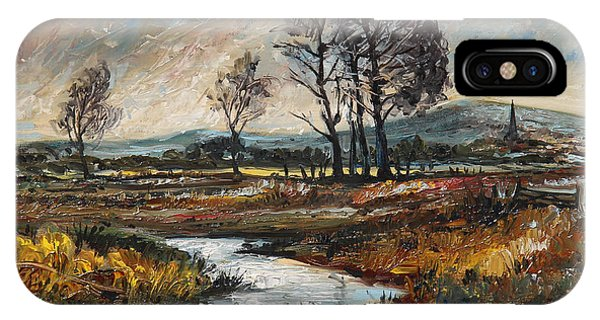 iPhone Case - English Country Landscape by Anthony Forster