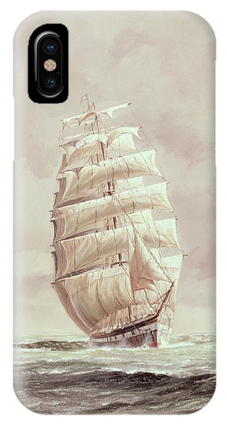 English Wool Clipper IPhone Case