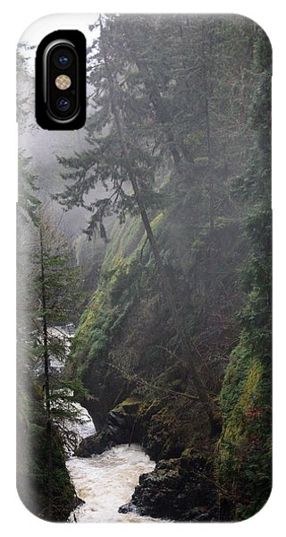 Englishman River Mist IPhone Case