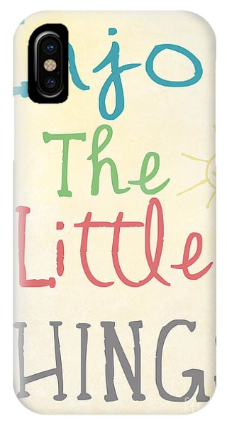 Design iPhone Case - Enjoy The Little Things by Pati Photography