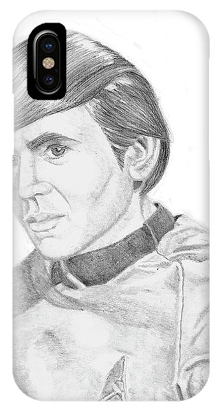 Ensign Pavel Chekov IPhone Case